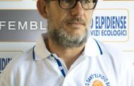 Coach Domizioli commenta la vittoria con Ortona