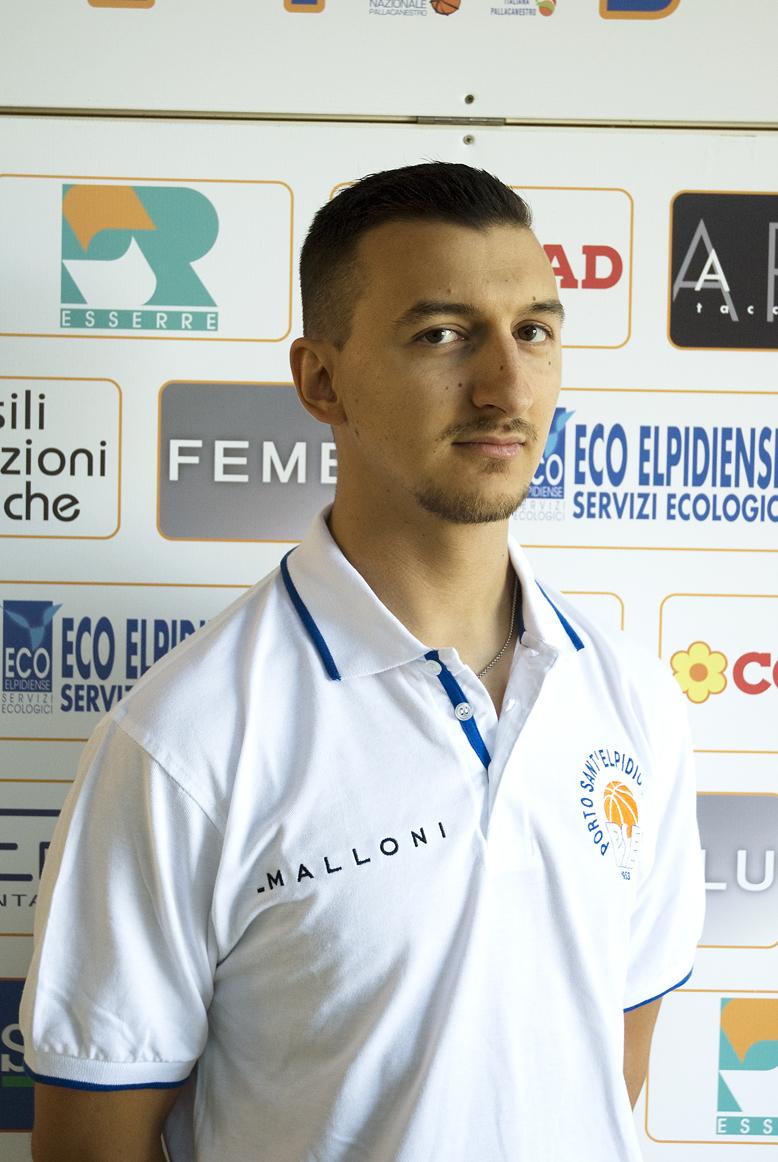 Il dott. Alessio Oliva e la Malloni P.S.Elpidio si separano