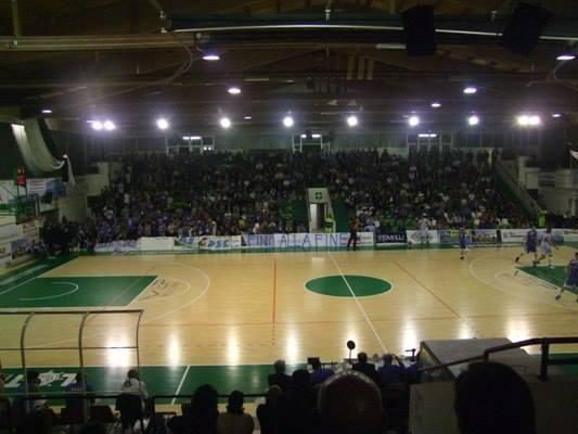 Le disposizioni d'accesso al Palasport per il derby Ecoelpidiense-Senigallia