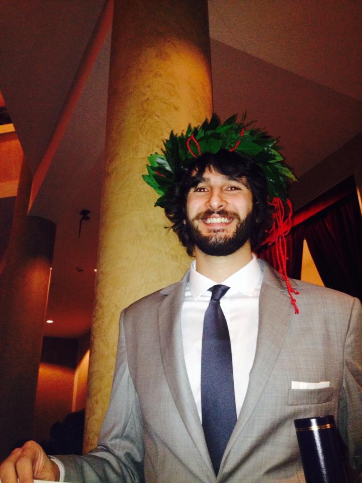 Congratulazioni al Dott. Mirko Romani