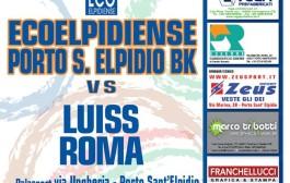 Ecoelpidiense PSE – Luiss Roma
