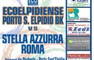 """Verso Ecoelpidiense-Stella Azzurra. Parla il Presidente Bonifazi: """"Domenica tutti al Palas"""""""