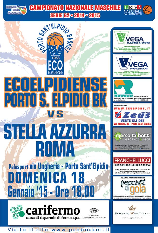 Ecoelpidiense-Stella Azzurra