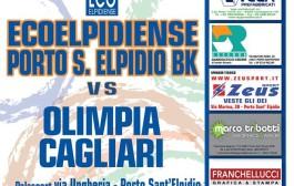 Con Cagliari come una finale, la Ecoelpidiense ora ci crede