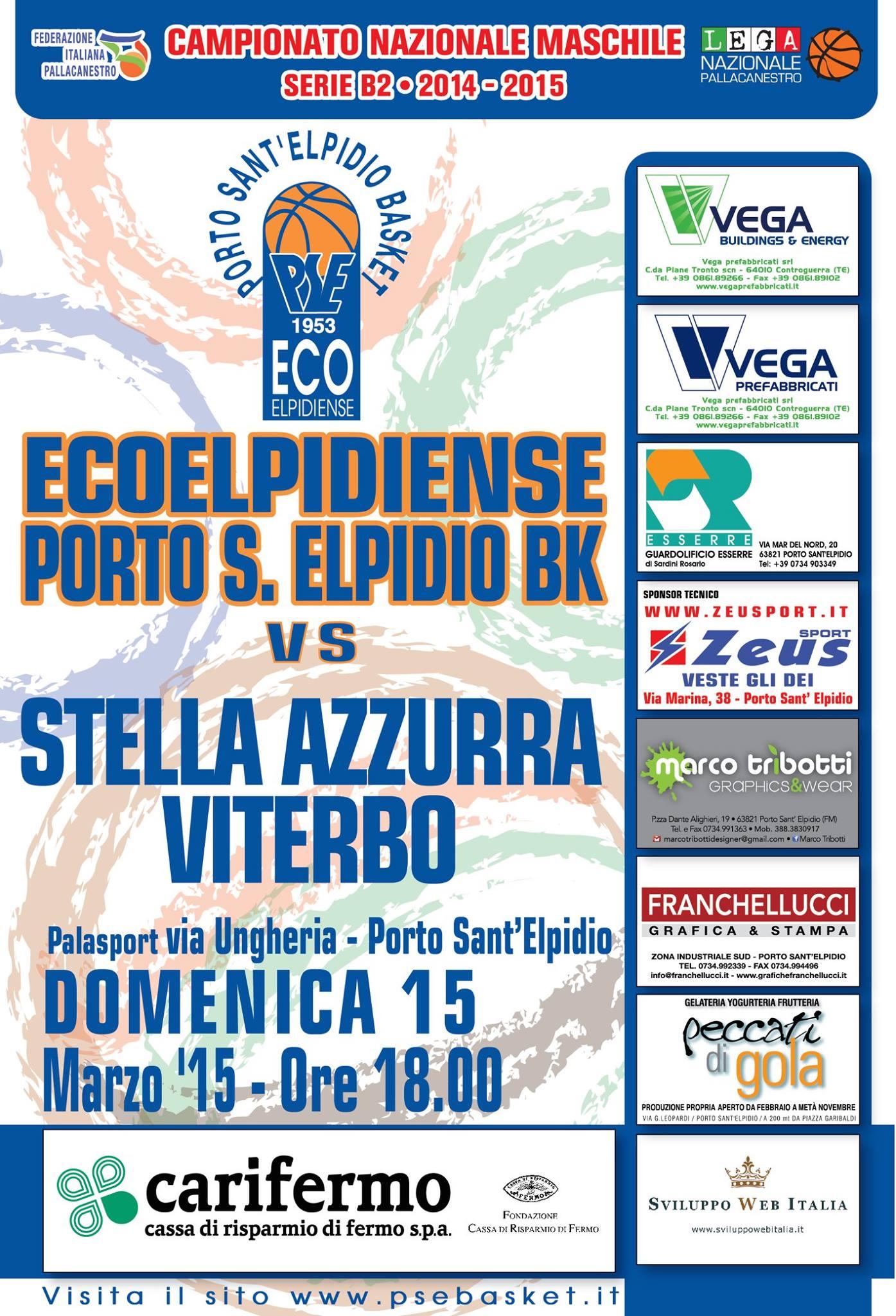 La presentazione di Ecoelpidiense PSE - IlcoViterbo