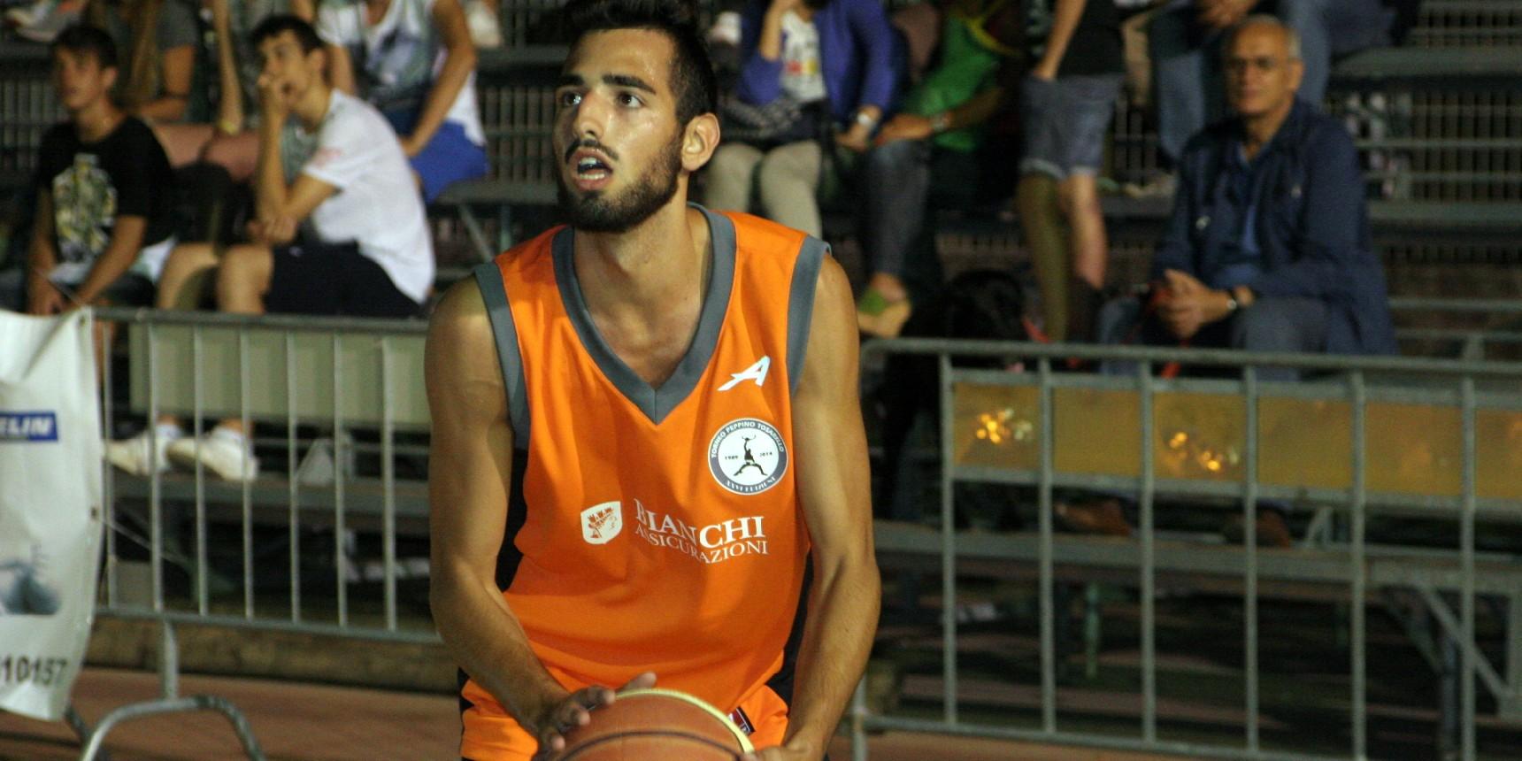 Matteo Caridà è un giocatore della Ecoelpidiense Stella P.S.Elpidio