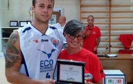 """""""Il mare nel canestro"""": Ecoelpidiense Stella chiude al secondo posto."""