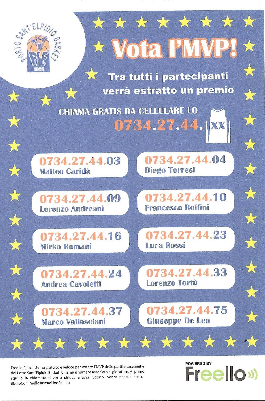 """Il """"Freello Time"""" sarà la novità di Ecoelpidiense Stella P.S.Elpidio – Campli"""