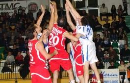 Ecoelpidiense Stella PSE - Pescara 63-76