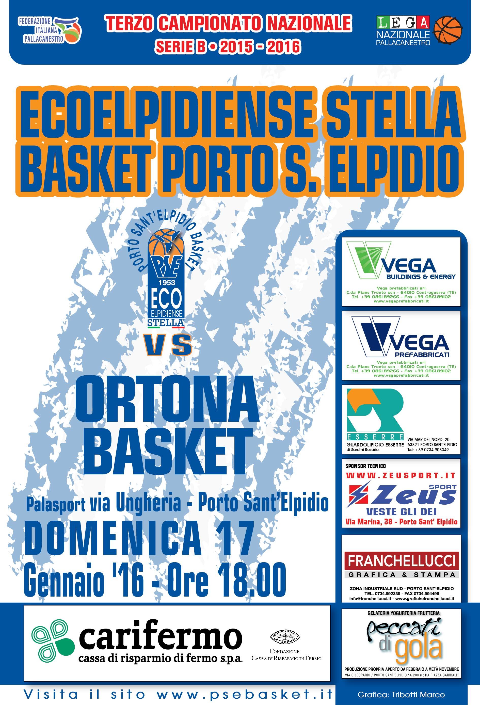 Verso Ecoelpidiense Stella – Ortona, il punto sul campionato.