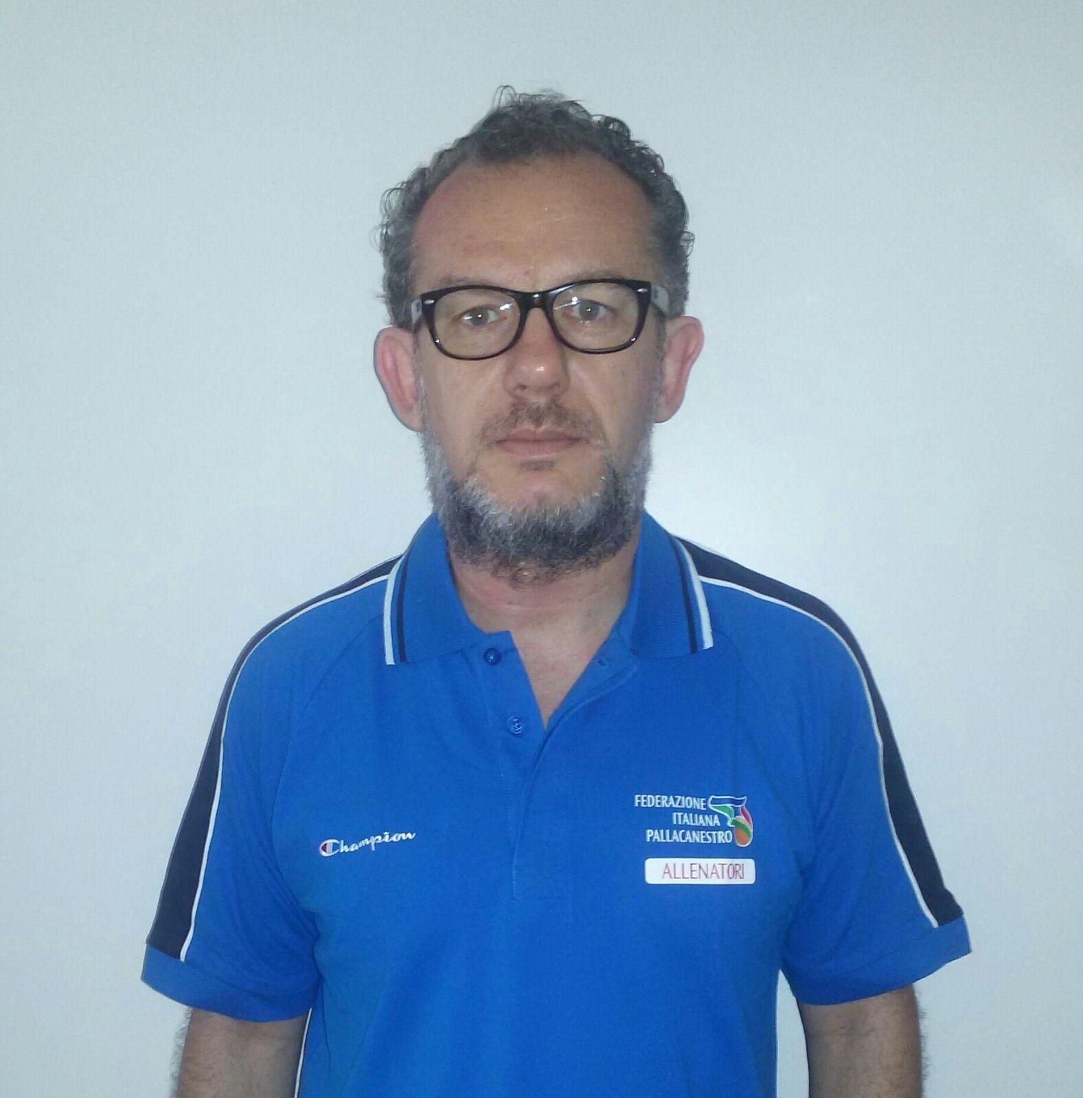 Massimiliano Domizioli è il nuovo allenatore del P.S.Elpidio Basket