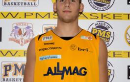 Il Porto Sant'Elpidio Basket firma Matteo Trovato