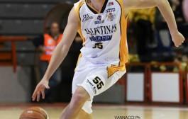 Stefano Cernivani è un giocatore del Porto Sant'Elpidio Basket