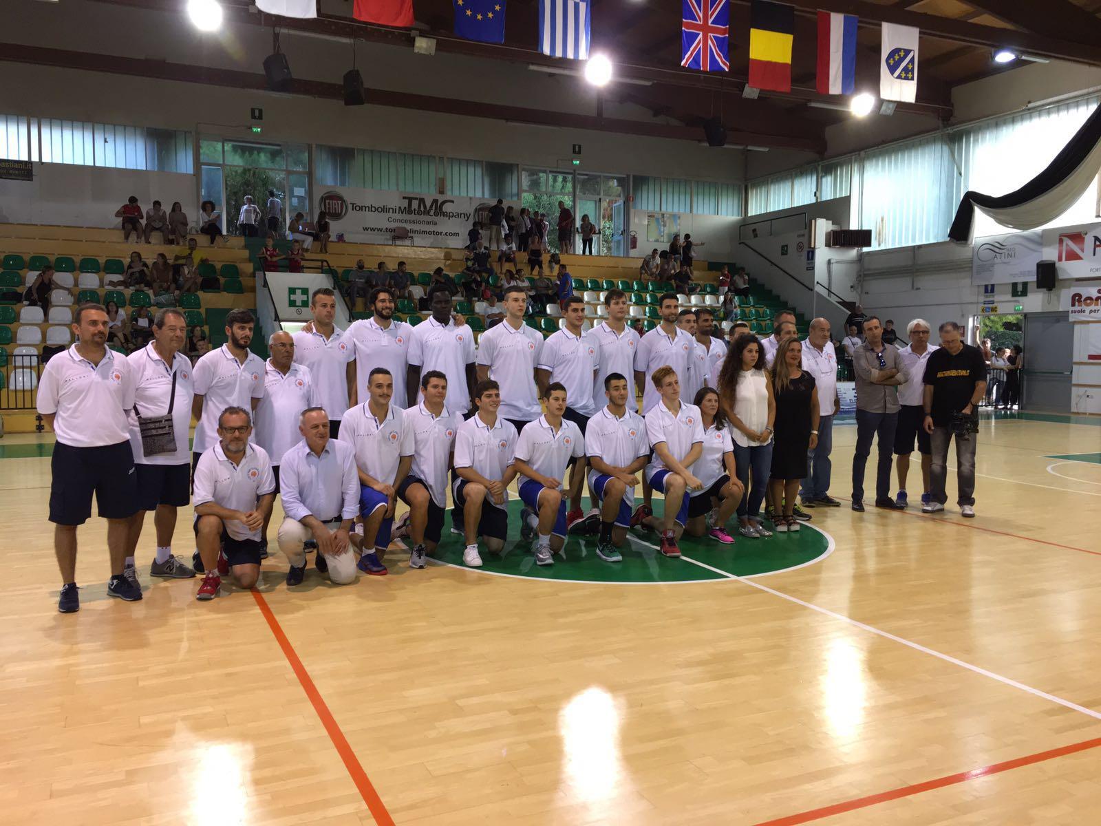 Malloni P.S.Elpidio – Basket Ortona