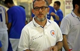 C'è l'accordo, la Malloni Basket conferma coach Domizioli