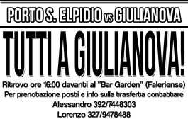 TUTTI A GIULIANOVA !!!