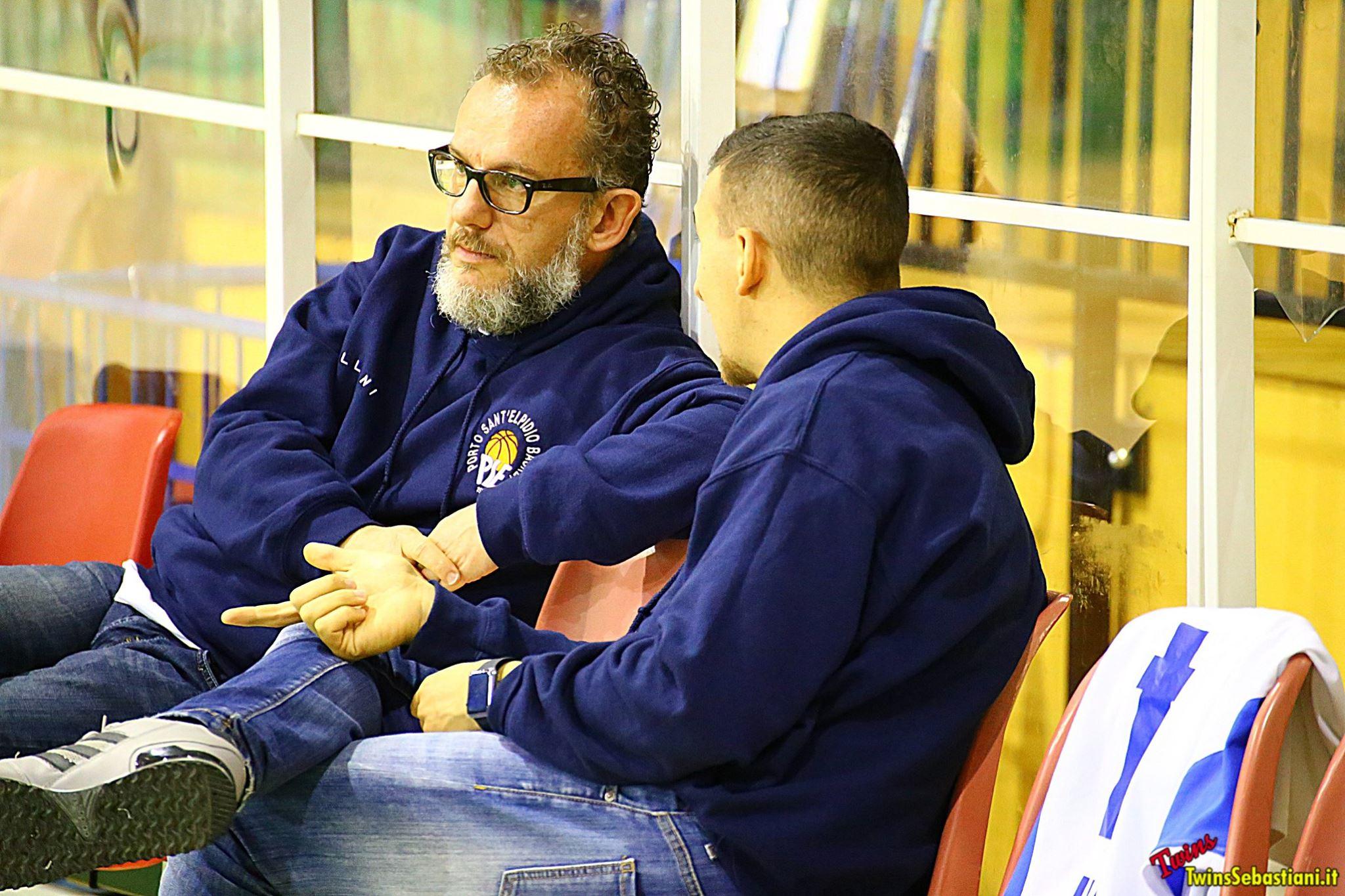"""Malloni P.S.Elpidio, coach Domizioli: """"Tornare coi piedi per terra"""""""