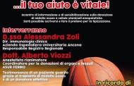 SCHIACCIAMO LA LEUCEMIA: ADMO e P.S.Elpidio Basket sempre più uniti