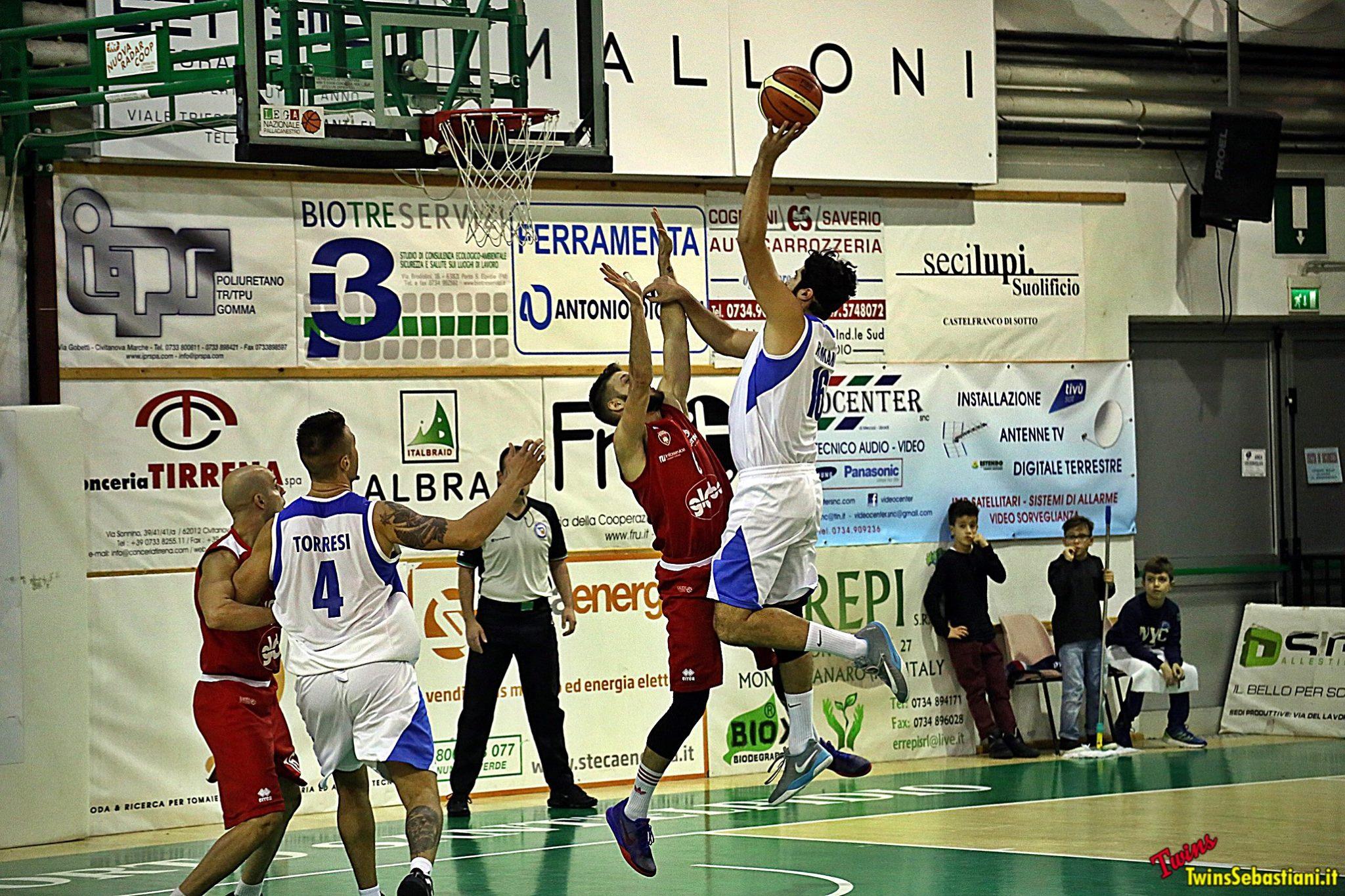 Malloni - Taranto, playoff se…