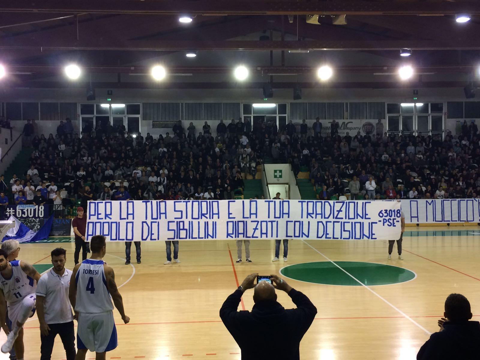 Malloni Basket P.S.Elpidio-Campli, ingresso omaggio per gli amici terremotati
