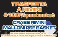 Trasferta a Rimini: i prezzi dei biglietti