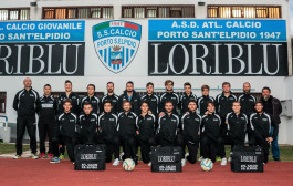 Congratulazioni all'Atletico P.S.Elpidio