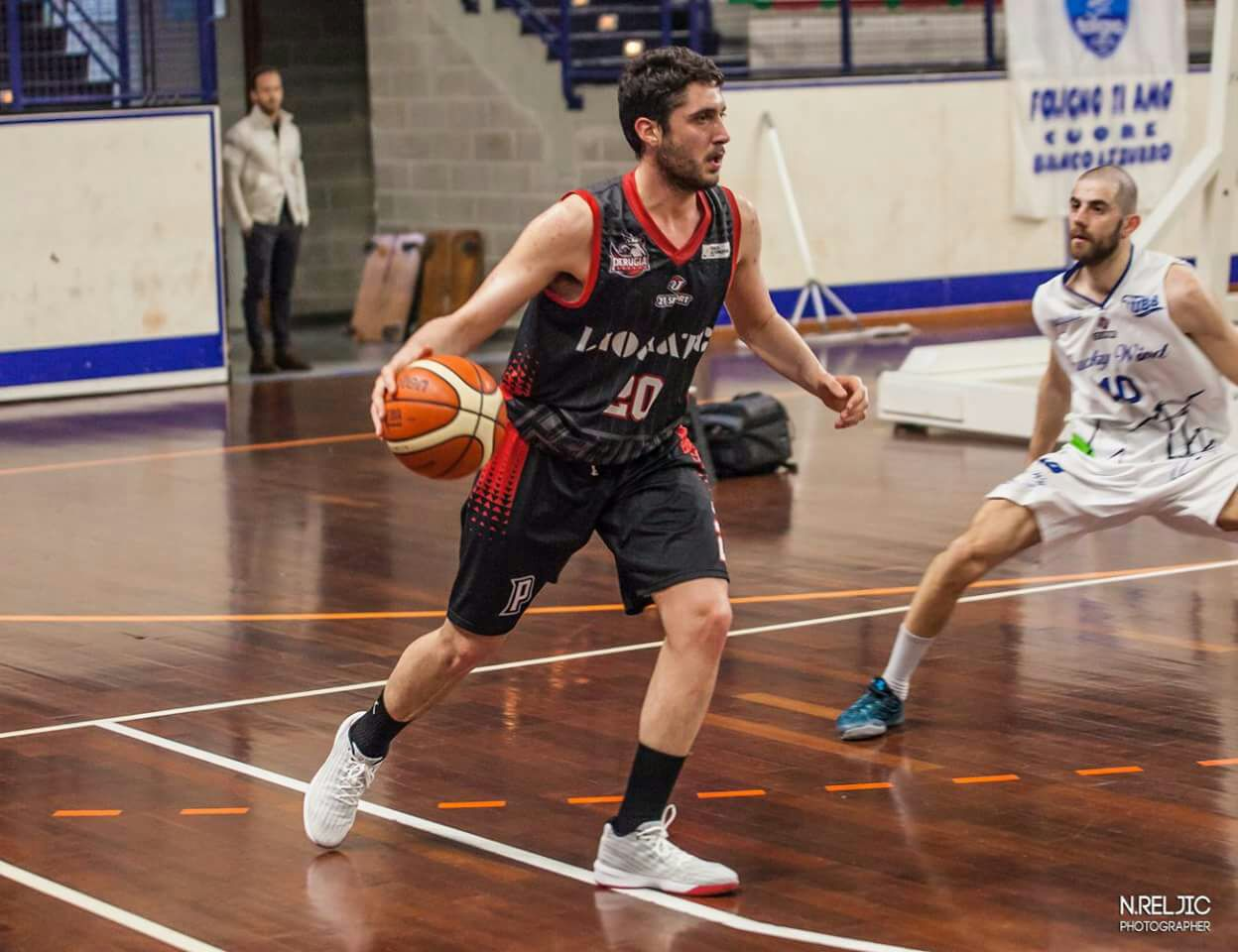 La Malloni P.S.Elpidio firma Francesco Cinalli