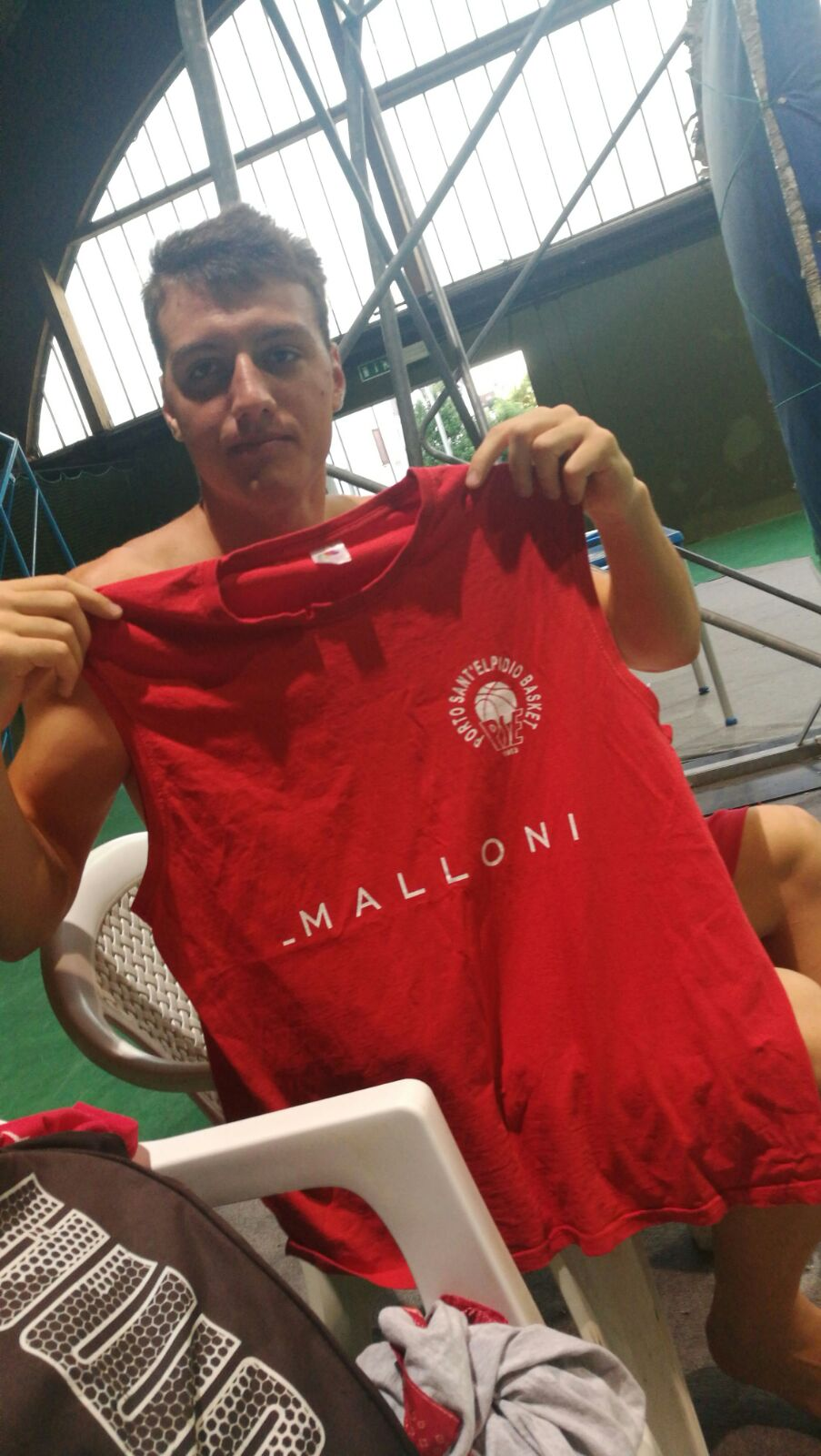 La Malloni P.S.Elpidio chiude il roster con Elia Bravi