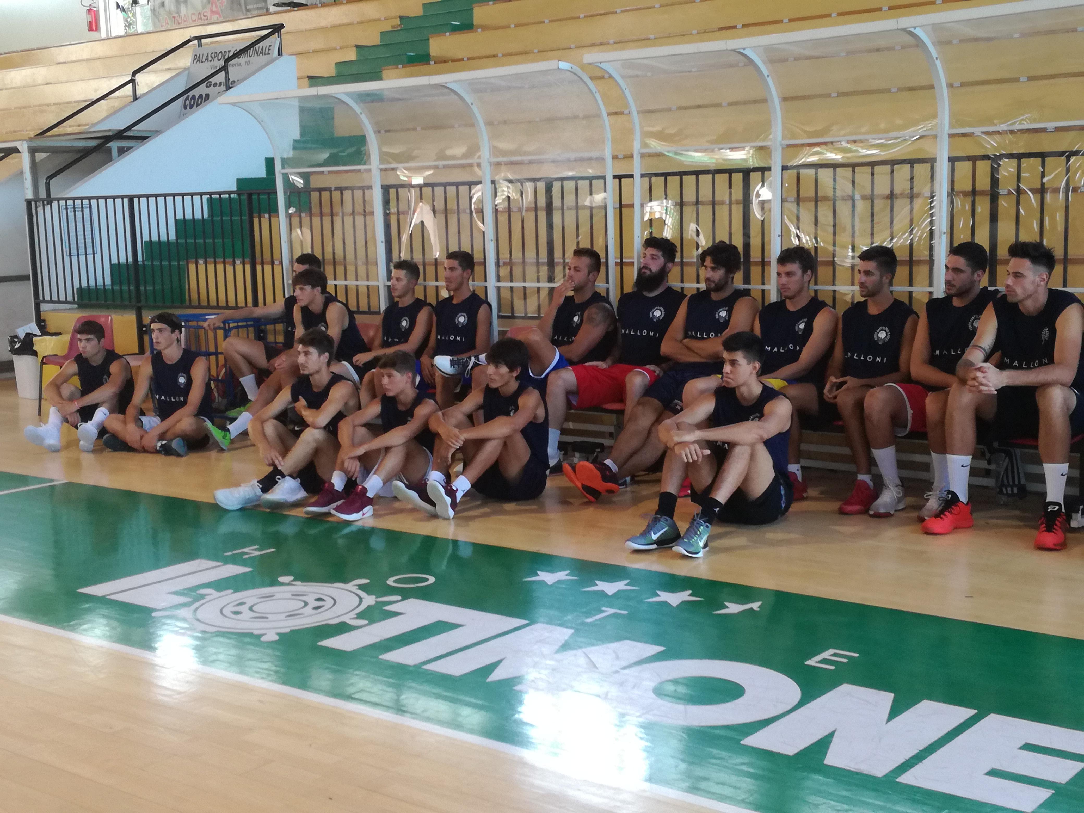 "Malloni P.S.Elpidio, venerdì l'attesissimo ""Basket Day"""