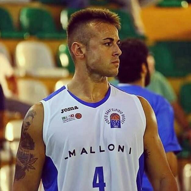 Un amore senza fine. La Malloni P.S.Elpidio conferma Diego Torresi.