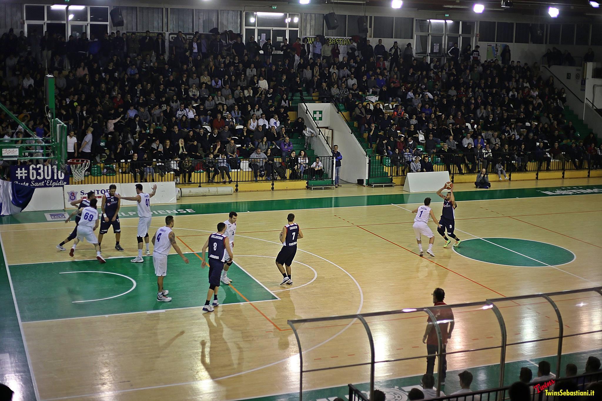 Derby Senigallia-Malloni: info biglietti