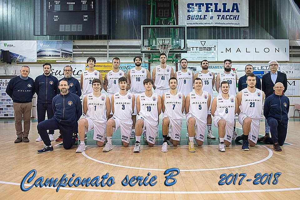 Malloni P.S.Elpidio, la corsa ai playoff riparte da Ponte San Giovanni.