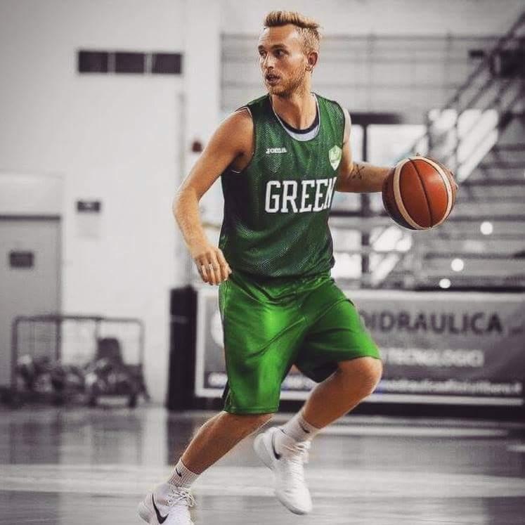Davide Marchini è un giocatore della Malloni P.S.Elpidio