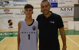 Malloni & Sporting: acquistato a titolo definitivo Leonardo Camarri