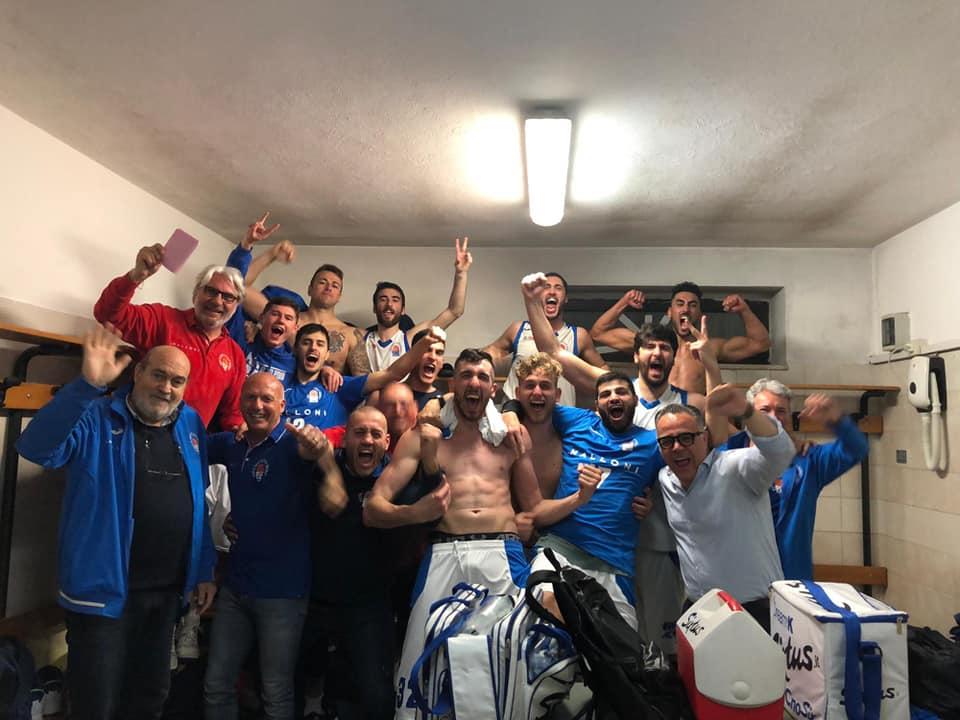 Il P.S.Elpidio Basket saluta gli atleti della stagione 2018/2019
