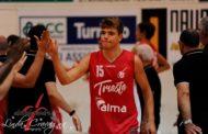 Il Porto Sant'Elpidio Basket firma Stefano Giustolisi