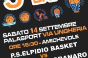 Sabato al Palasport il 5° Basket Day PSE...ed una super sorpresa!