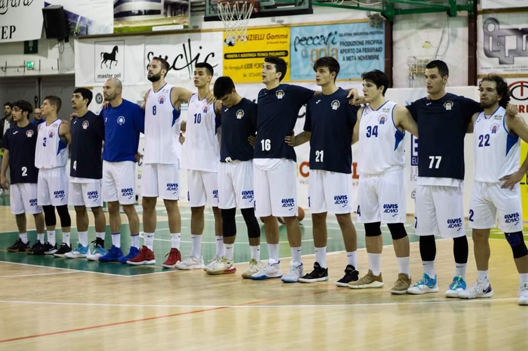 P.S.Elpidio-Sutor Montegranaro 56-67
