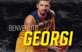 Il P.S.Elpidio Basket firma Georgi Nikolaev Sirakov
