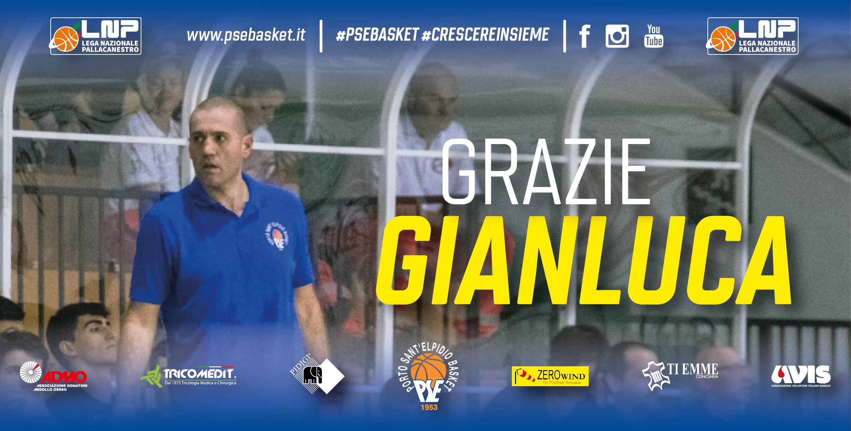 Coach Pizi ed il P.S.Elpidio Basket si separano
