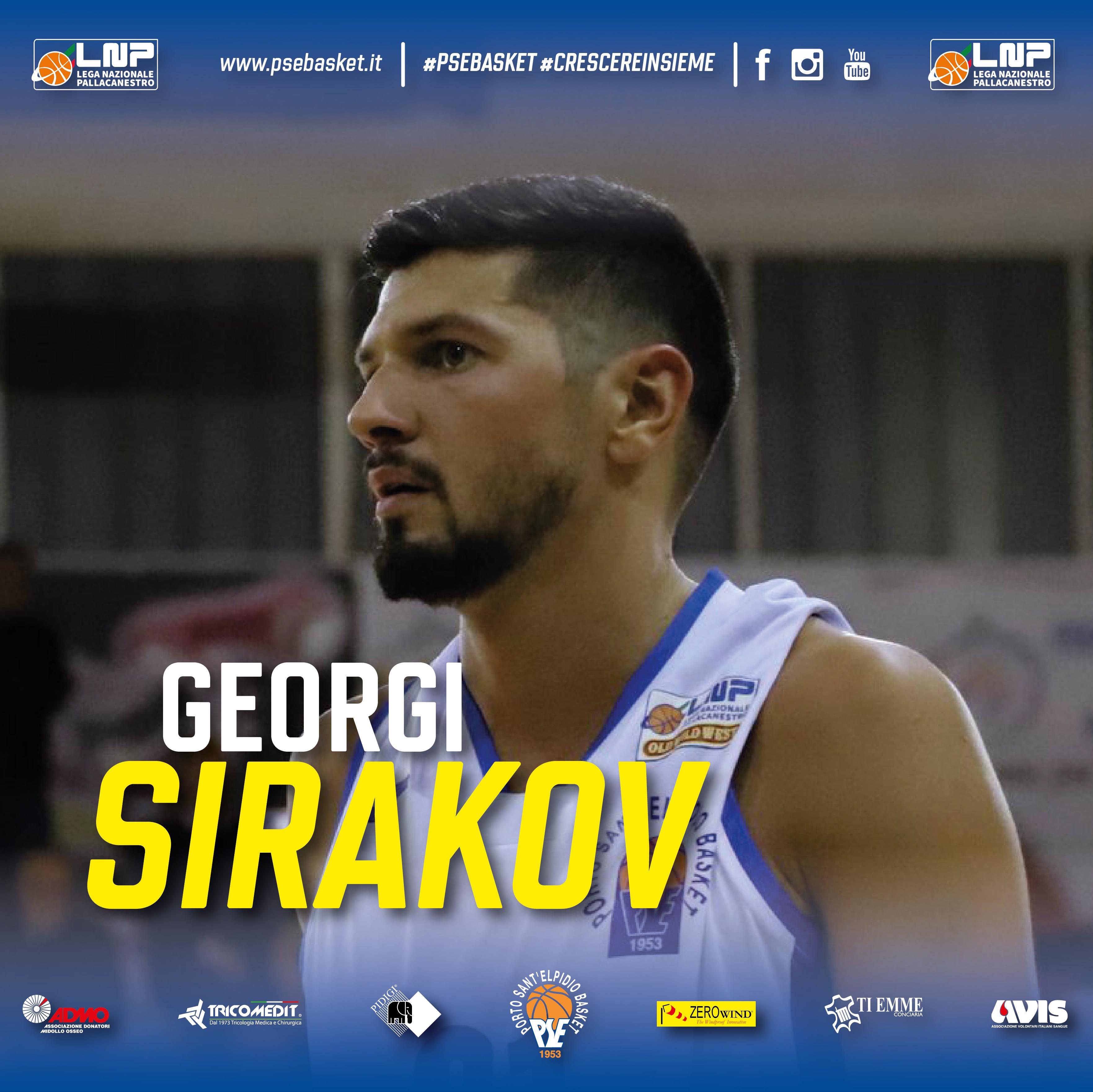 Il P.S.Elpidio Basket firma Joshua Giammò