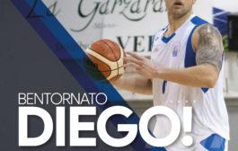 P.S.Elpidio Basket e Diego Torresi di nuovo insieme.