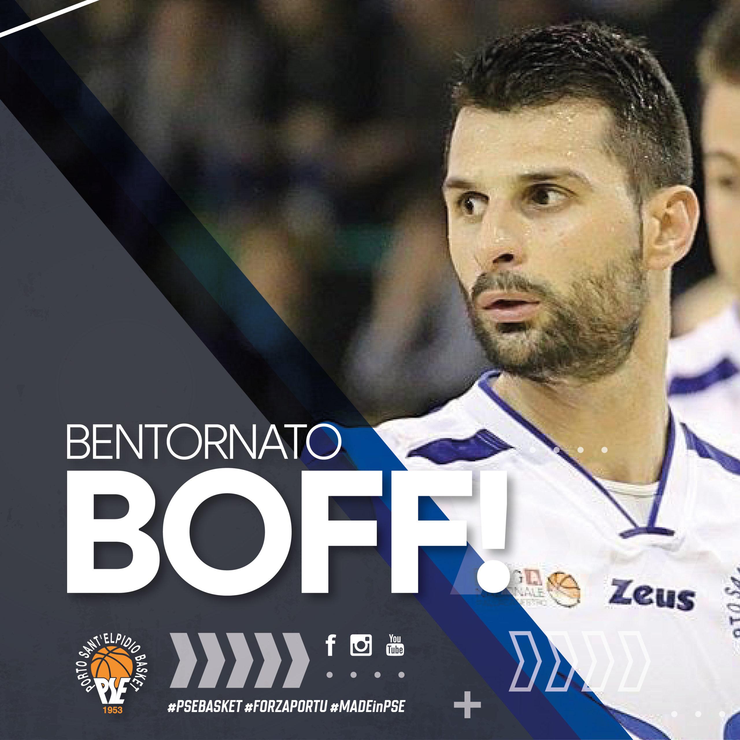 """Il ritorno dello """"zio"""", Francesco Boffini di nuovo a P.S.Elpidio"""