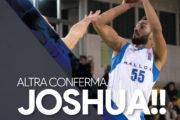 Altra riconferma, Joshua Giammò ancora a P.S.Elpidio