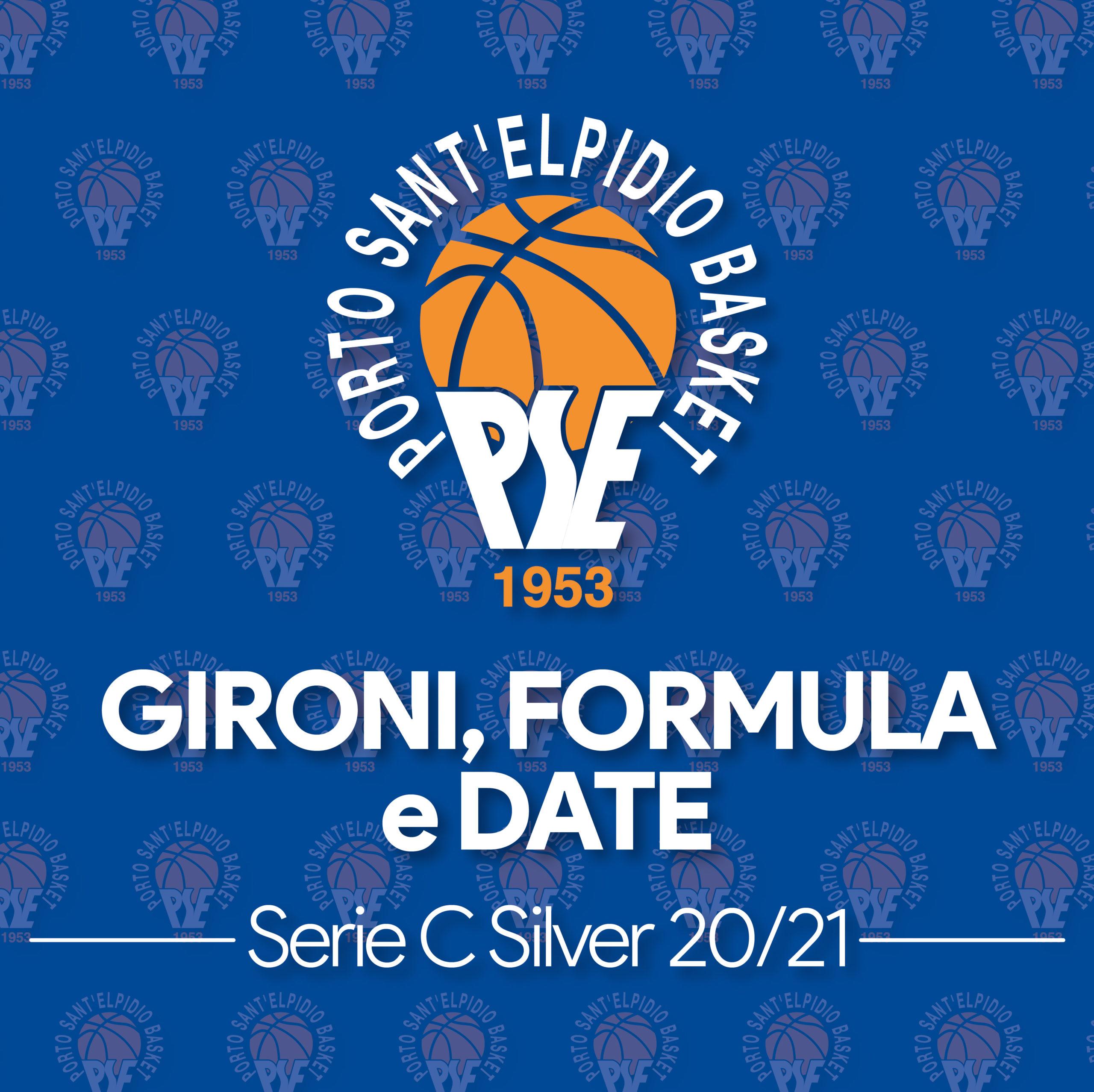 C Silver al via il 15 Novembre, P.S.Elpidio nel girone B