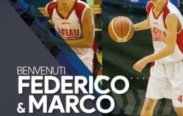 P.S.Elpidio firma altre due under, Marco Palombini e Federico Fabiani in arrivo dal Picchio Civitanova.